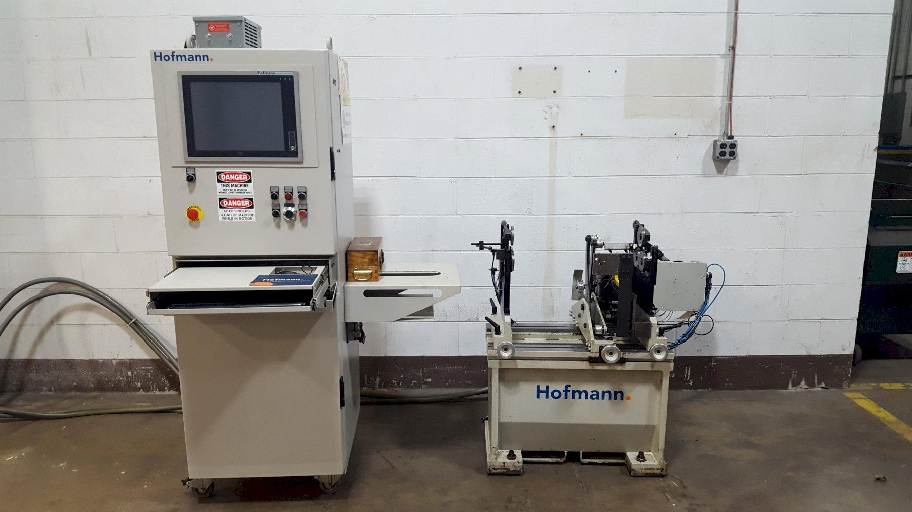 220lb American Hofmann Model PCX-131 Horizontal Hard Bearing Balancing Machine
