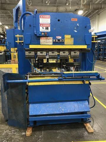 38 Ton Amada RG-35S CNC Press Brake