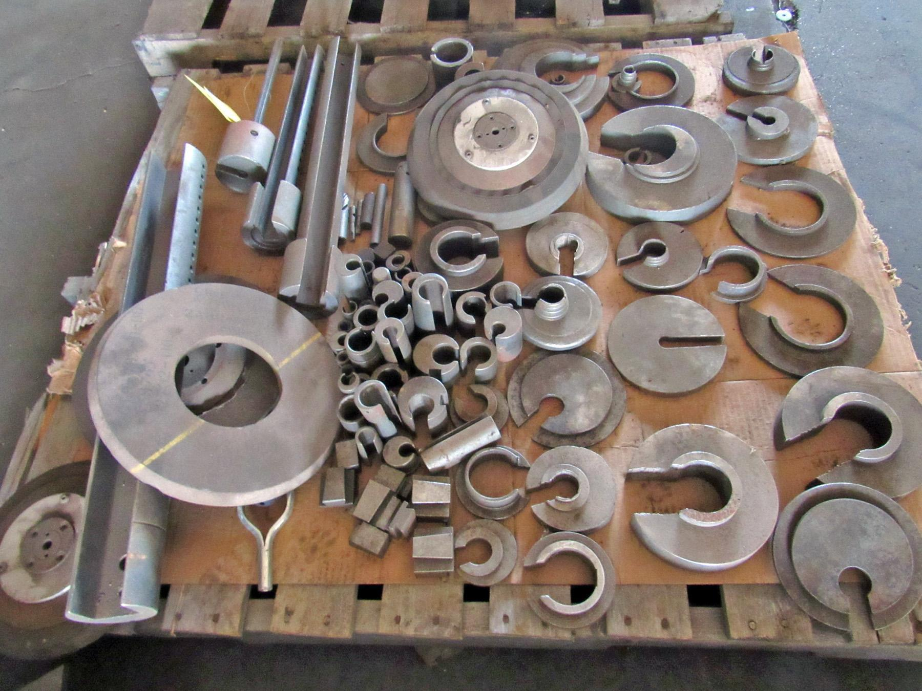 USED, ASSORTED KEYSEATER TOOLING