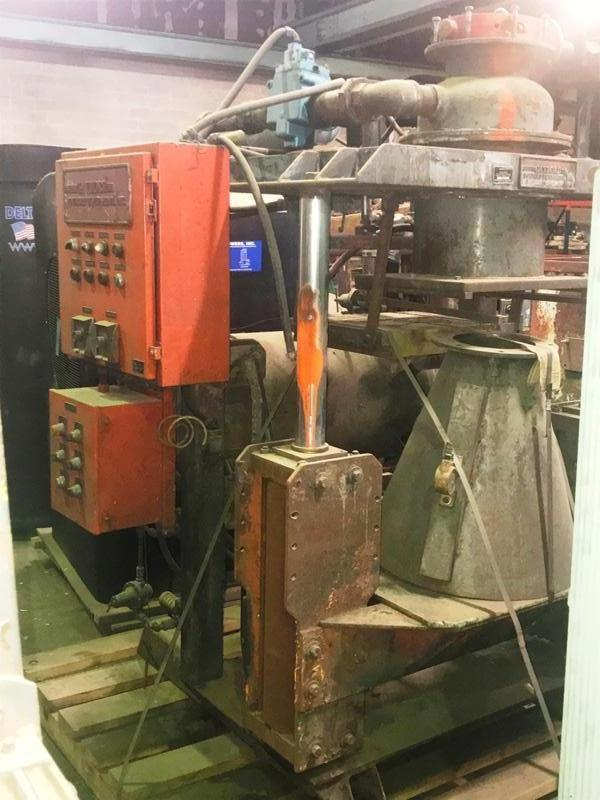 GAYLORD MODEL SATB30 COLD BOX CORE MACHINE WITH CONTROLS
