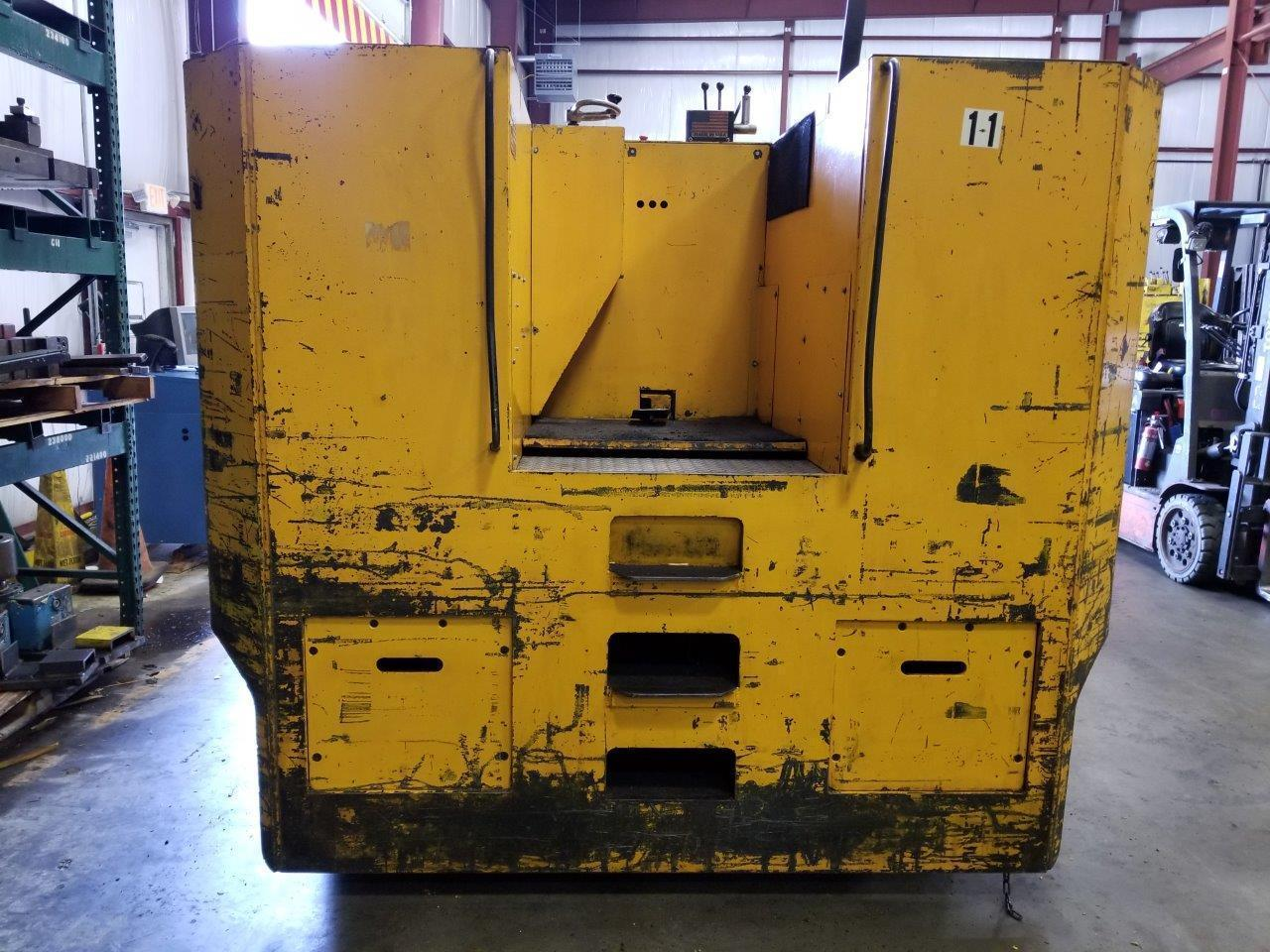 USED RICO MODEL R-DHSP-SB-1000 100,000 LB. ELECTRIC DIE CART, Year 2000, Stock # 10758