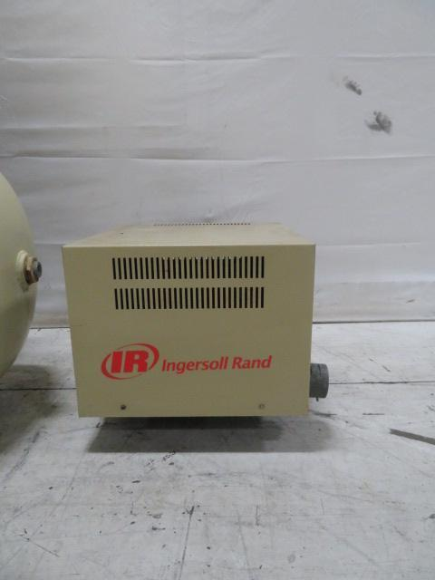 Ingersoll Rand Air Compressor and Air Dryer, Model 15TE15, 15hp, 208V