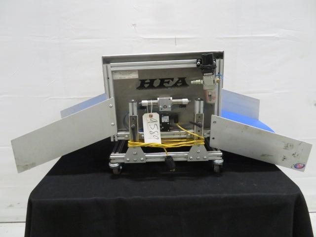 "HFA Diverting Conveyor, 16"" x 16"", 24 VDC, Yr. 2017"
