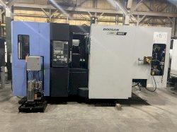 Doosan HP4000 II Horizontal Machining Cener