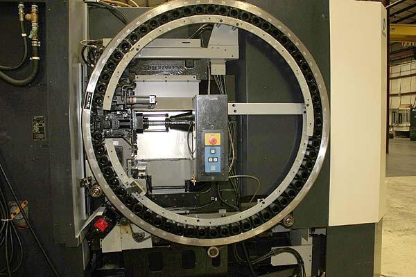 Makino A61 High Speed CNC Horizontal Machining Center