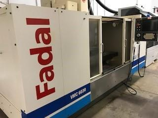 FADAL VMC 6030HT CNC VERTICAL MACHINING CENTER