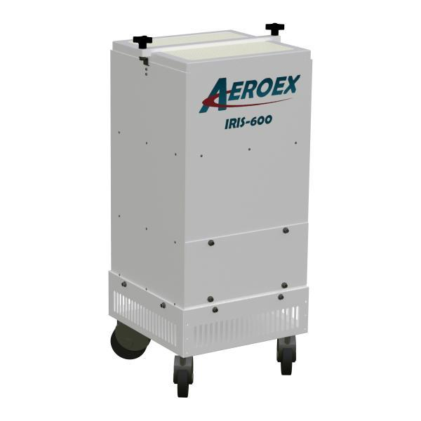 Aeroex IRIS-600 Air Purification Unit