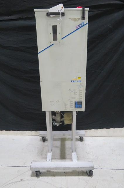 Fasti Used ERD 65 B Material Dryer, Compressed Air, Approx 35 lb/hr, Yr. 2002