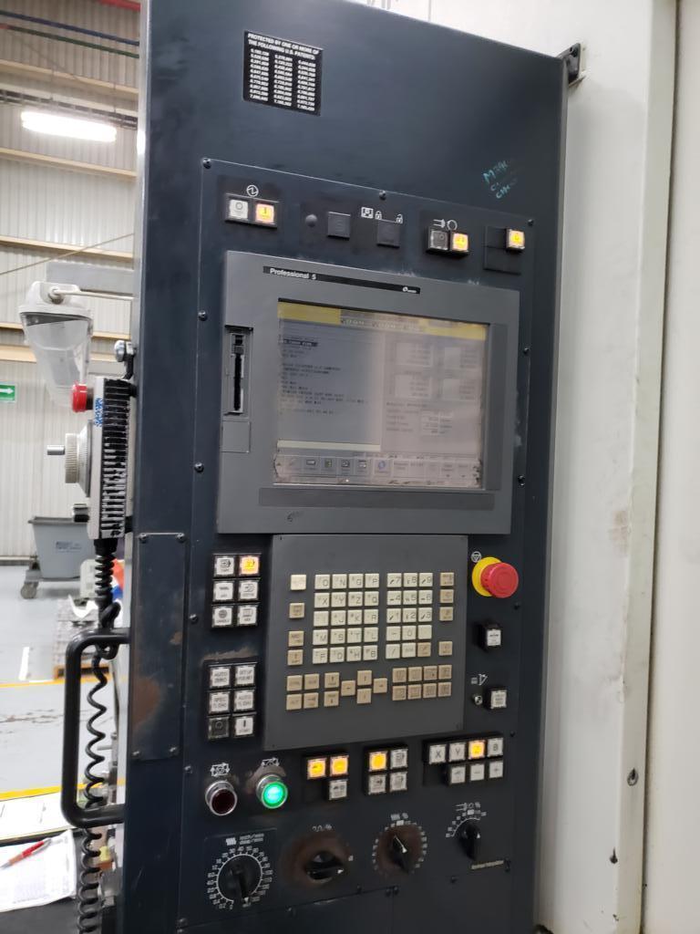Makino a82M CNC Horizontal Machining Center