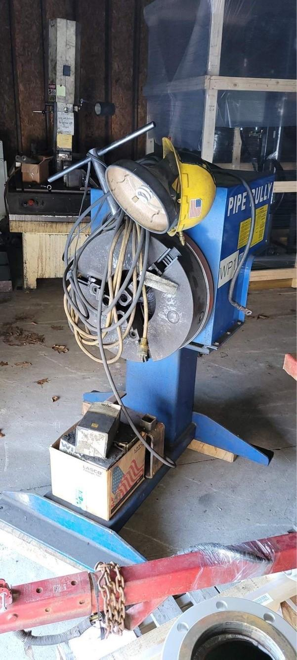 Pipe Bully Pipe Welding Rotator