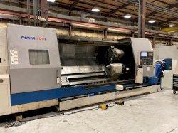 2004 Doosan Puma 700L CNC Lathe