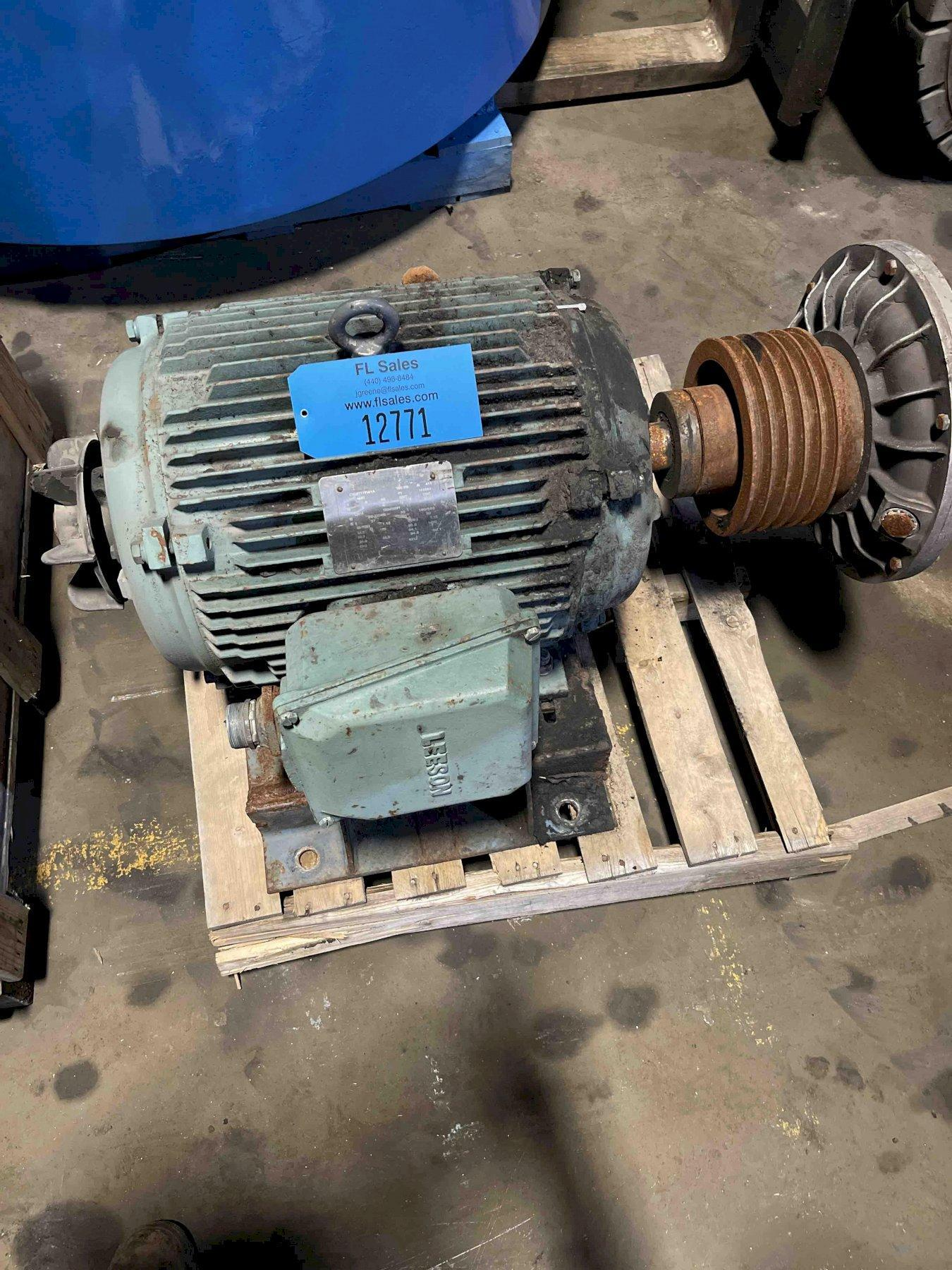 Motor for  Simpson model 215 continuous sand muller