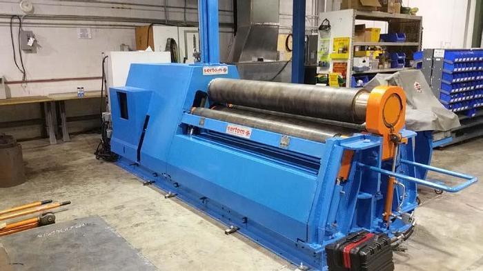 Sertom-RIMI CNC 4 Roll Bending Machine 4RV BULL 20-14
