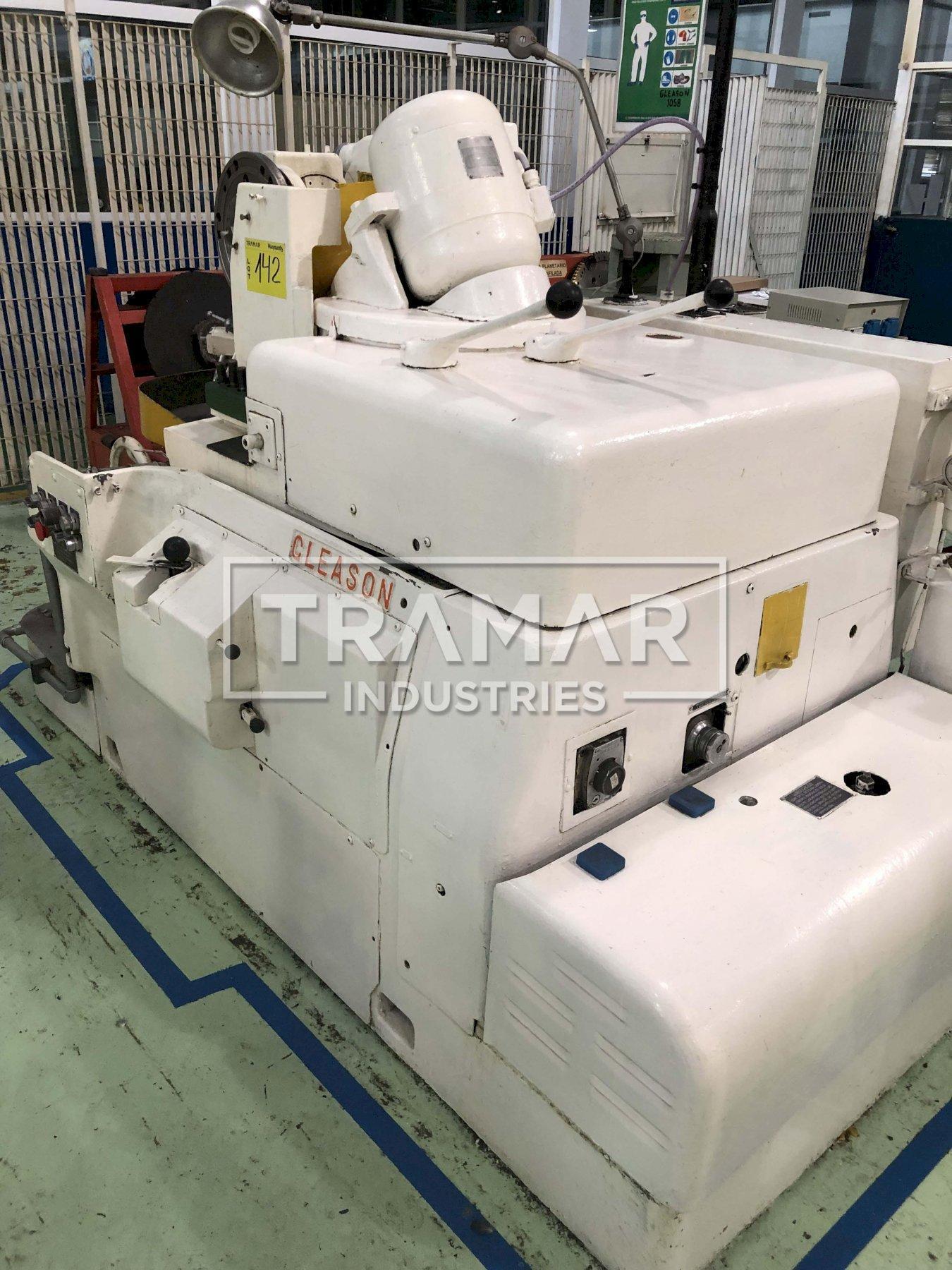 Gleason 13A  Hypoid Cutter Sharpener