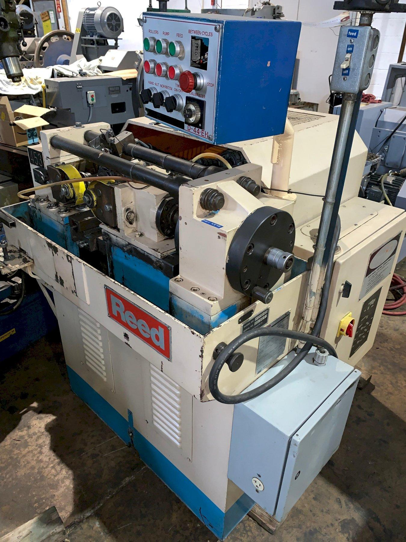 Reed D44EH Cylindrical Thread Roller