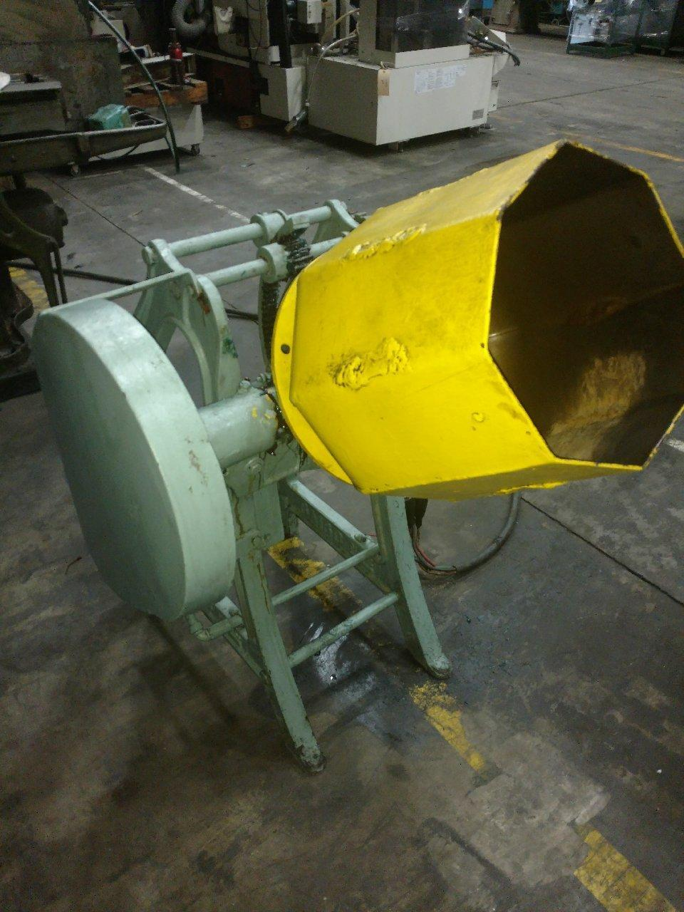 Baird Model 1C Tumbling Finishing Deburring Barrel