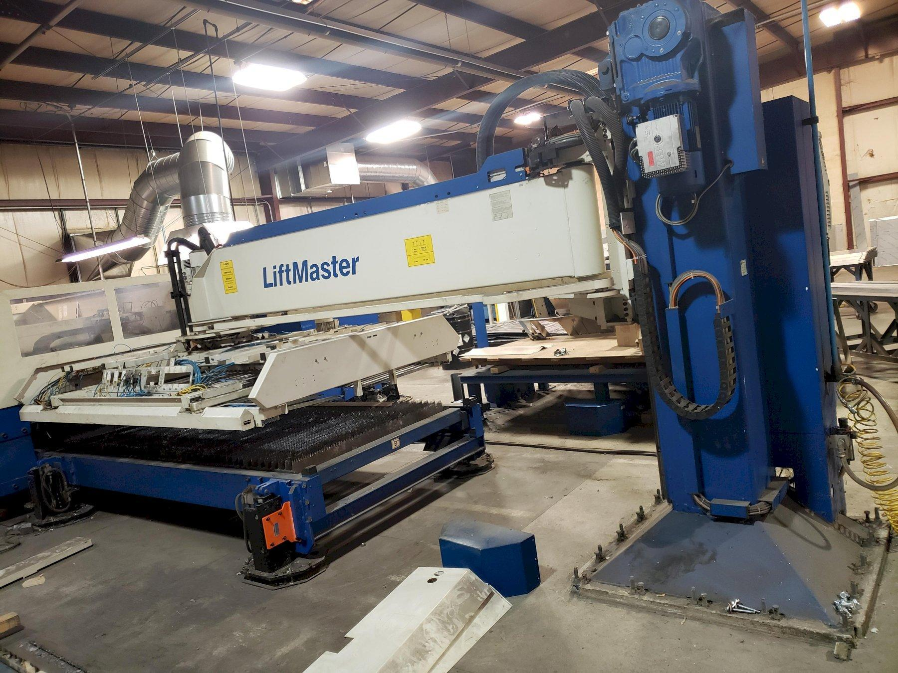 2004 TRUMPF MODEL #  LMZ3050 0556817 LIFTMASTER SHEET LOADING SYSTEM: STOCK 12313