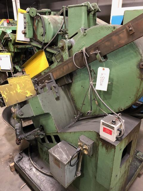 Waterbury Farrel Model #20 Heavy Frame Incline Thread Roller