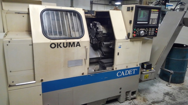 OKUMA CADET LNC-8