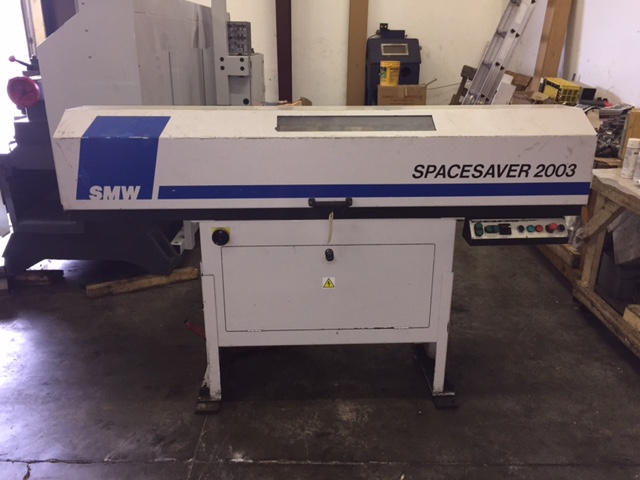 SMW SPACESAVER 2003 BARFEED