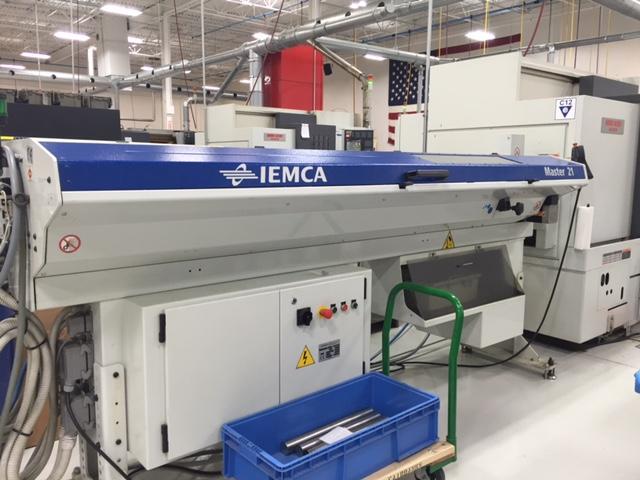 IEMCA MASTER 21 (880 MP) BARFEED