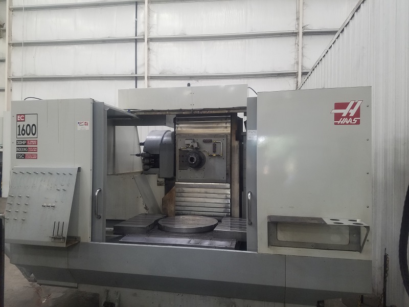 HAAS EC-1600-5D