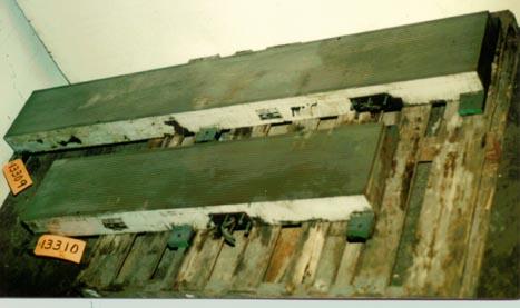 10″ x 48″, Hanchett-Magna-Lock , 110V D.C., 4″ High