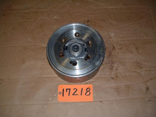 "10"" Cushman, 2- Jaw Power Chuck, No Hole"