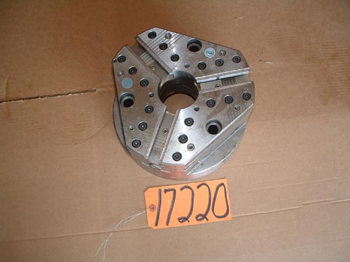 10″ Powerhold-Gamet, 3-Jaw Power Chuck