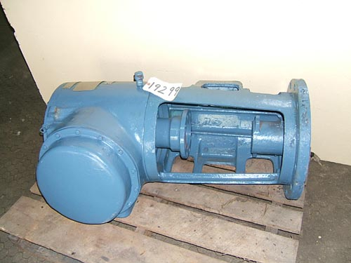 LIGHTIN,Md. No.316-Reg-153,15hp. 60/3 125rpm output.,13.97-1 ratio