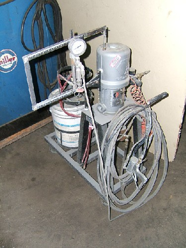 GA Spray equipment