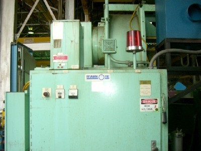 PARTS WASHER, MARK ONE