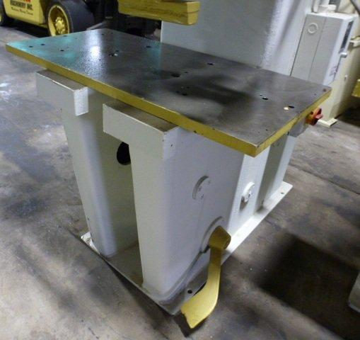 "16 Ton EITEL No. P16A, Gap, 16"" Stroke, 21"" D.L., 17"" x 17"" Bed, 9"" Thr., Clean"
