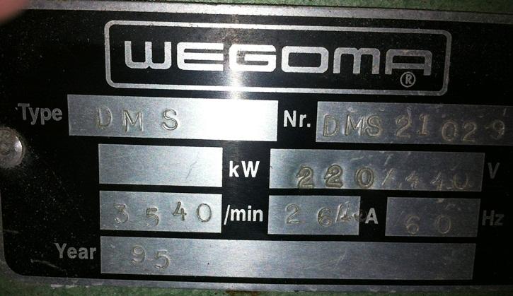 Wegoma Model DMS, 1995