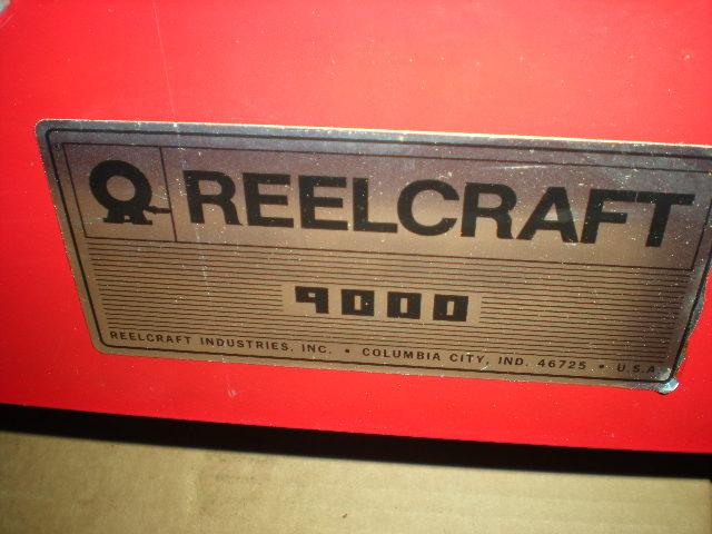 REELCRAFT SPRING RETRACTABLE AIR HOSE REEL