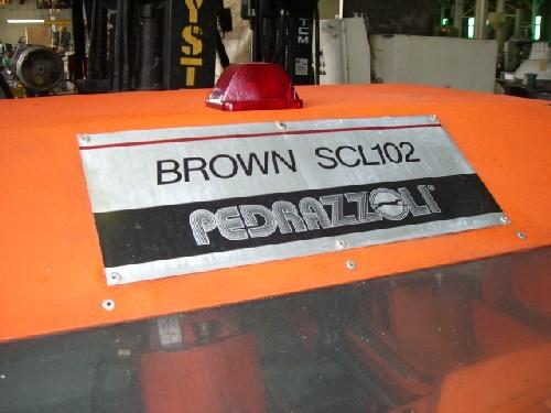 "PEDRAZZOLI, SCL 102-3000, Program Cutting Line, 12"" Blade, Unloader, 1995"