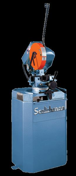 10″, SCOTCHMAN CPO 275HTPK, Miter, 2 Speed 60/120 RPM, Coolant, New