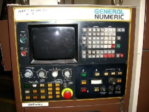 "ELOX EDM Machine, No. 18-6636, 36"" Long., 16"" Cross, 72"" x 40"" x 20"" Tank, FANUC 6MB,"