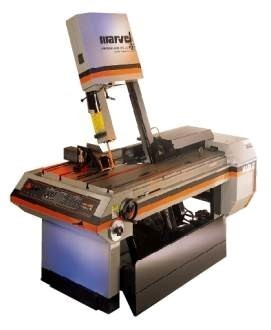 "18"" x 22"", MARVEL SERIES 8 MARK II, Tilt Frame, Vertical Bandsaw, 1"" Blade, Coolant, New"