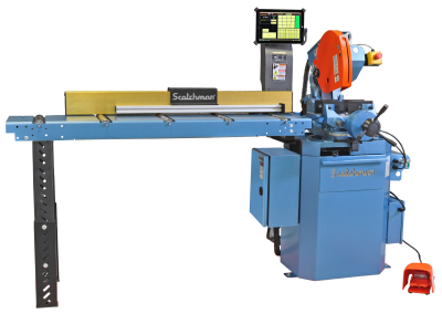 SCOTCHMAN, Advanced Feed System, Programmable Stop, 16′ Working Length