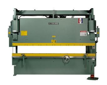 160 Ton BETENBENDER  No. 10-160, Hyd, 10′ OA, 102″ B.H., 8″ Str., New