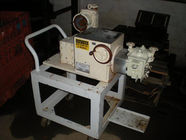 Teledyne Readco Laboratory Mixer 10 Qt. Lab. Mixer,S.S.