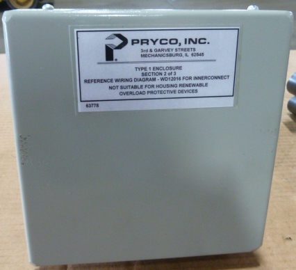 PRYCO, No. 397-12B, Fuel Pump