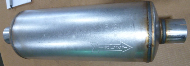 DONALDSON Muffler, No. M065071, New-never used, in box. (24) Available