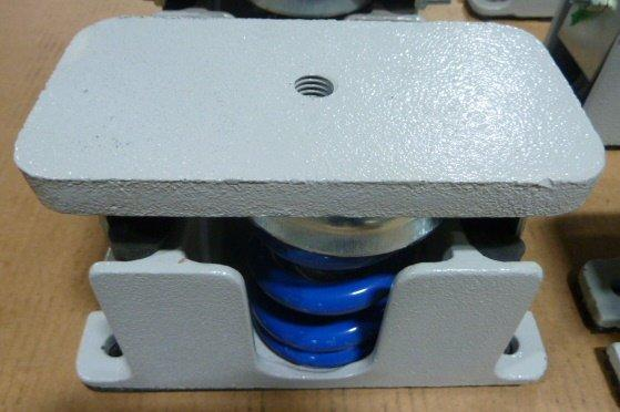 KINETICS, Spring Isolation Mount,Type SM, Size:3500C, Rated Load:3500, (8) Available