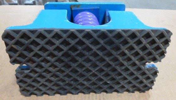 SPRING ISOLATION MOUNT: (6) Available, Color: Blue w/ purple springs