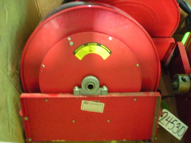 Doughton Hose Reel Model 9300-OLP-BW