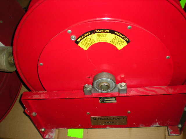 Reel Craft Oil Hose Reel