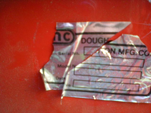 Doughton Hose Reel Model 9300-OLP-BW