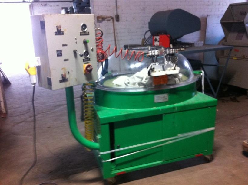 Camattini Ellisse Vacuum Molding Chamber